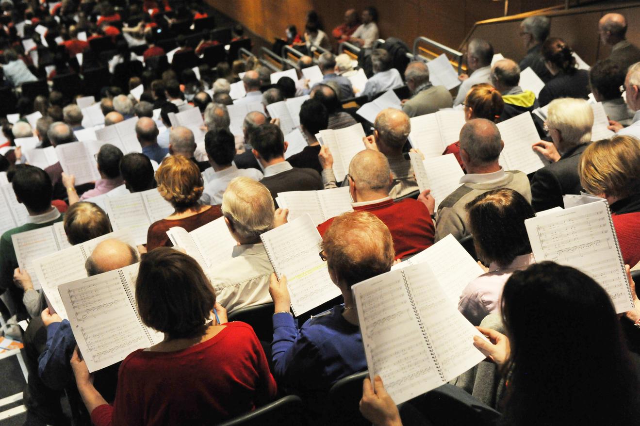 Singing Groups Noticeboard | Sing Ireland