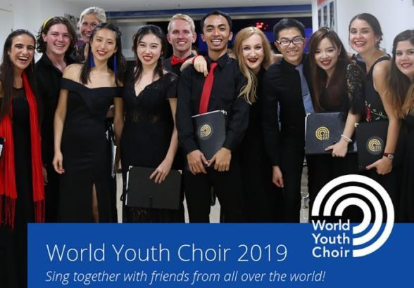 World Youth Choir Auditions