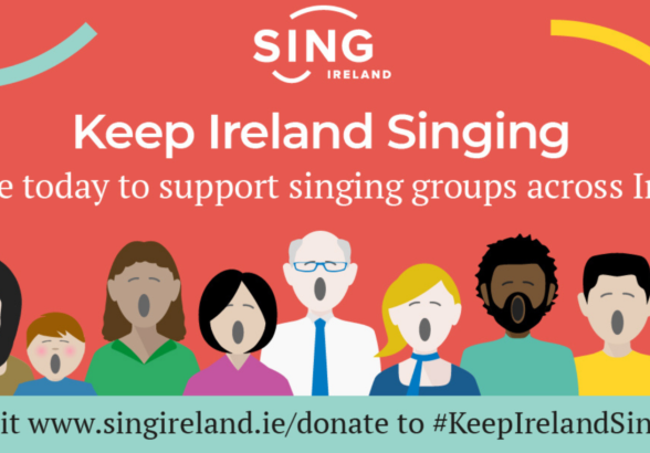 #KeepIrelandSinging Campaign Day