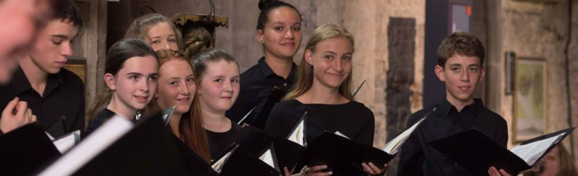 Irish Youth Training Choir- Pastoral Care Assistant Roles