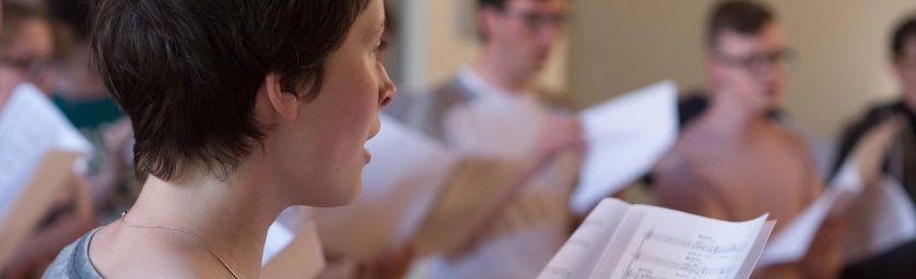 National Singing Week is calling on music lovers