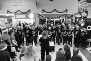 The Rolling Tones Rock Choir