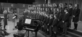 Wesley College Choir