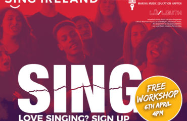 Young Voices Louth Online Workshop