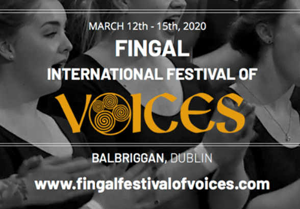 Fingal International Festival of Voices