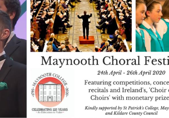 Maynooth Choral Festival 2020