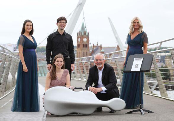 Sensational City of Derry International Choir Festival