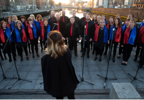 Call out for Bealtaine Festival Flagship Choir