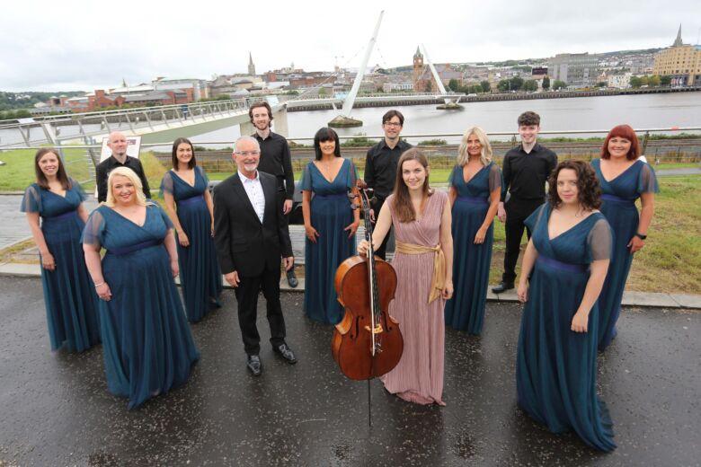 Sensational City Of Derry International Choir Festival Launch 1