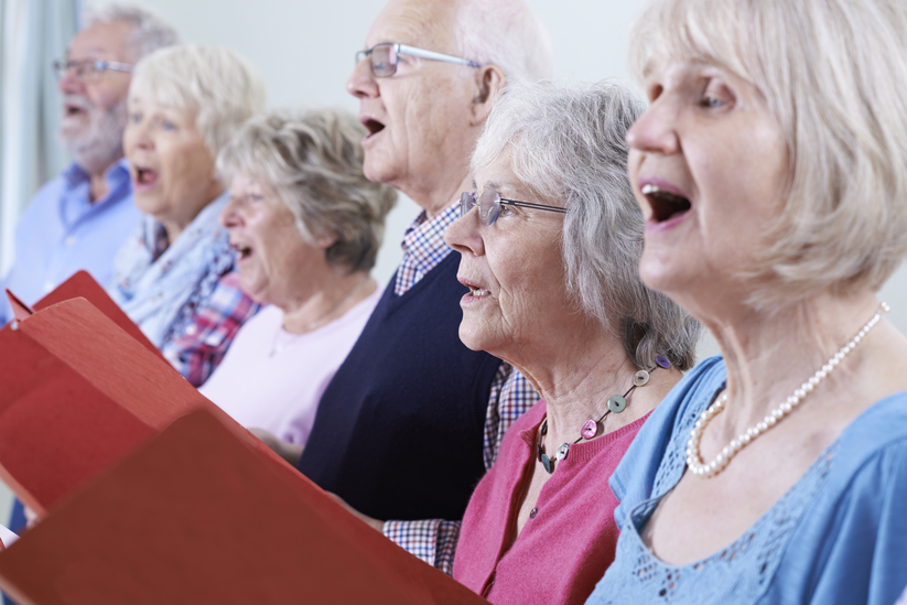 Ageing Voices and Creative Ireland