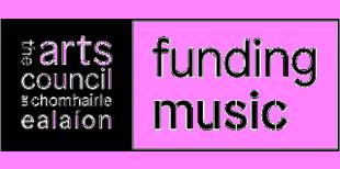 Arts Council Music Logo