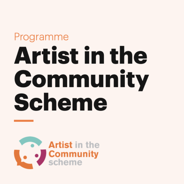 Arts Council's Artist in the Community Scheme